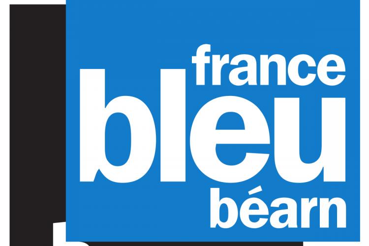 Logo France Bleu Béarn - epicentrepaysan.fr