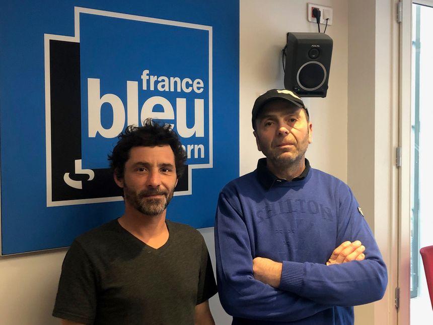 nicolas langlade et jean-marc bedoura - france bleu bearn - epicentrepaysan.fr